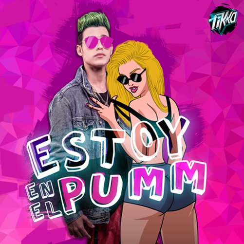 """Cover tema """"Estoy en el Pumm"""""""