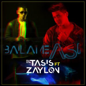 "Cover tema ""Bailame Así"""