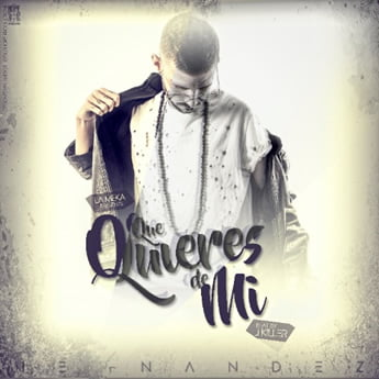 """Cover tema """"Que Quieres de Mi"""""""