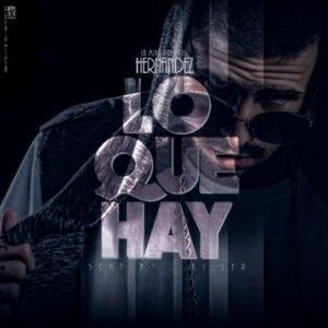"""Cover tema """"Lo que Hay"""""""