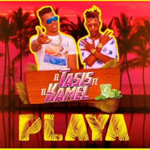 "Cover tema ""Playa"""