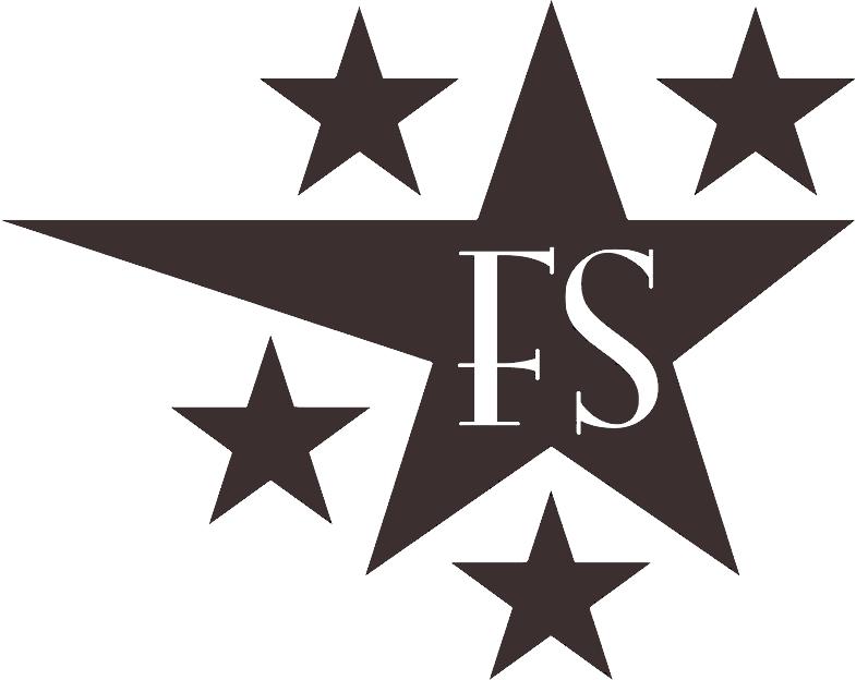 """Logo Sponsor """"Five Starts Jewelers"""""""