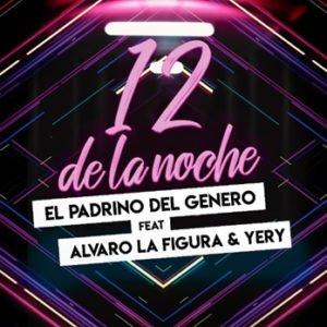 """Cover tema """"12 de la Noche"""""""