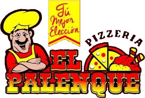 "Logo Sponsor ""El Palenque"""