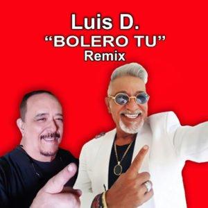 "Cover tema ""Bolero Tú (Remix)"""
