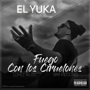 """Cover tema """"Fuego con los Ciruelones"""""""