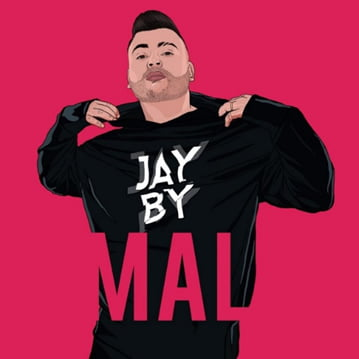 "Cover tema ""Mal"""
