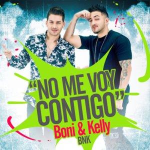 """Cover tema """"No me voy contigo"""""""
