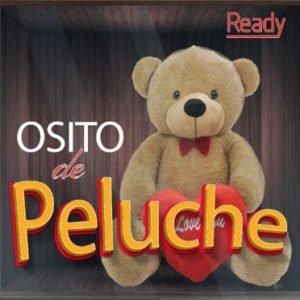"""Cover tema """"Osito de Peluche"""""""