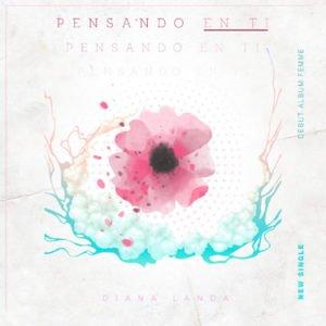 """Cover tema """"Pensando en Tí"""""""