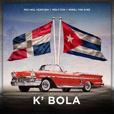 "Cover tema ""K'Bola"""