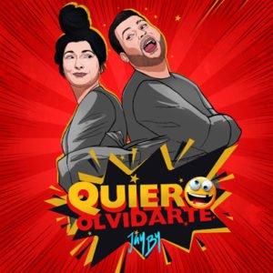 """Cover tema """"Quiero Olvidarte"""""""