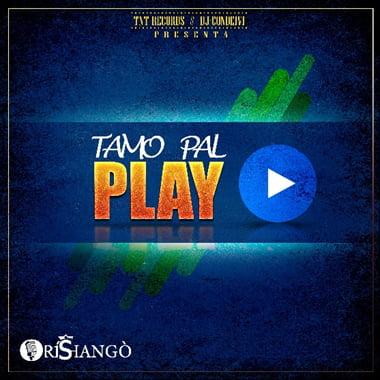 """Cover tema """"Tamo pal Play"""""""