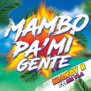 """Cover tema """"Mambo pa mi gente"""""""
