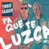 "Cover tema ""Pa que te Luzca"""