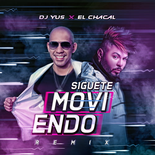 "Cover tema ""Síguete Moviendo (Remix)"""
