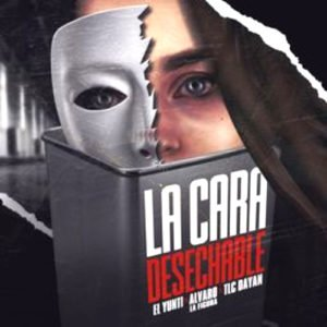 "Cover tema ""La Cara Desechable"""