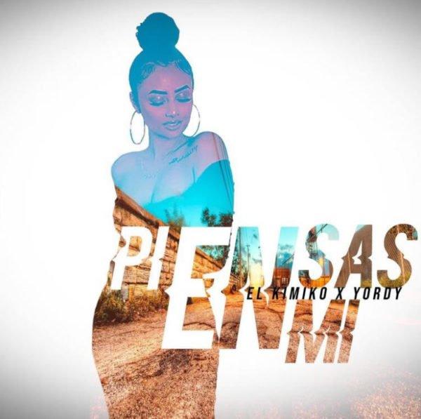"""Cover tema """"Piensas en Mí"""""""