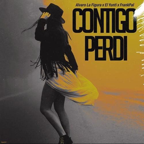 """Cover tema """"Contigo Perdí"""""""