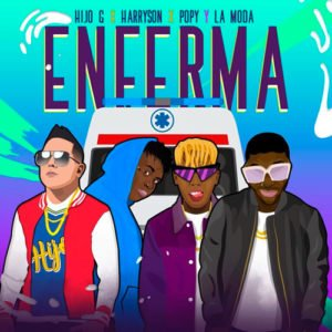 "Cover tema ""Enferma"""