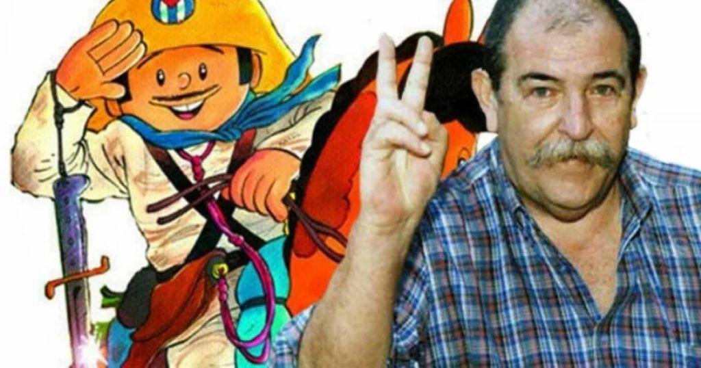 """Portada noticia de """"Fallece Juan Padrón"""""""