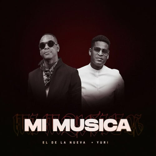 "Cover tema ""Mi Música"""