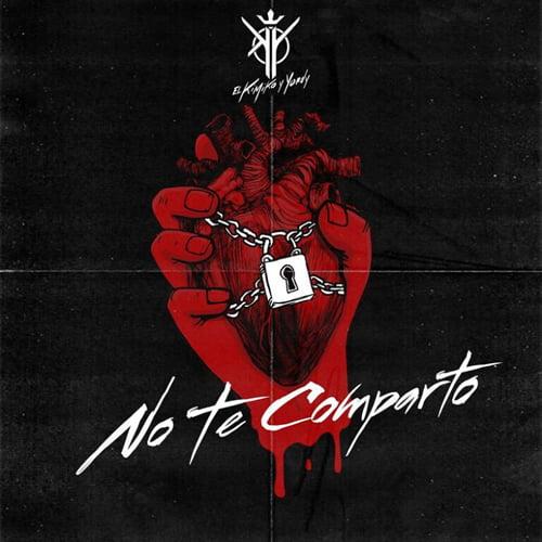 """Cover tema """"No te Comparto"""""""