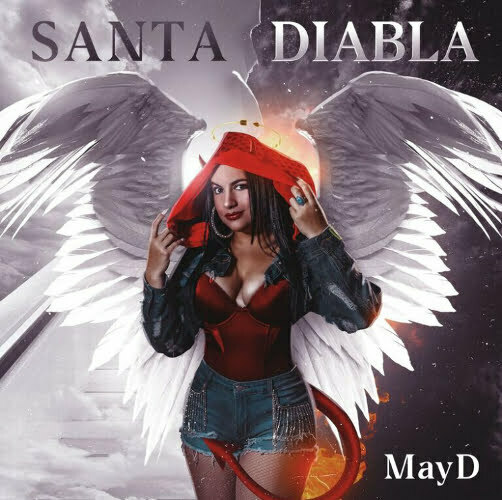"Cover tema ""Santa Diabla"""