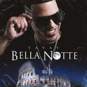 """Cover disco """"Bella Notte"""""""