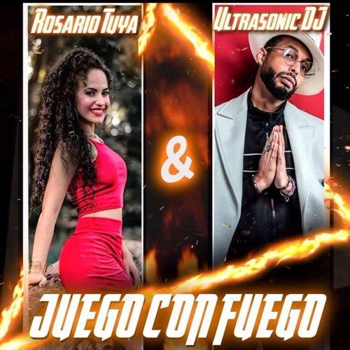 """Cover disco """"Juego con Fuego"""""""