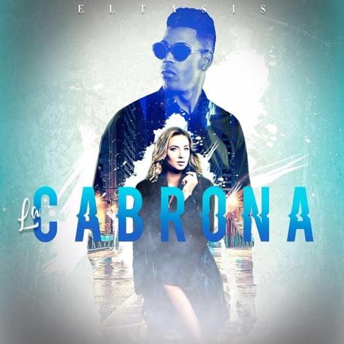 """Cover disco """"La Cabrona"""""""