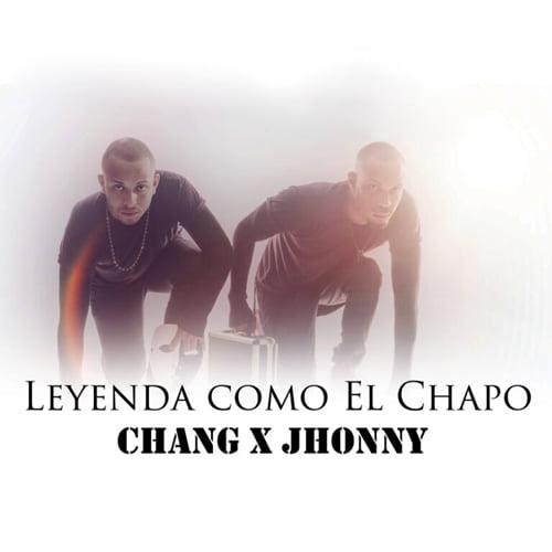 """Cover tema """"Leyenda como el Chapo"""""""