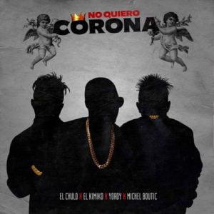 """Cover tema """"No Quiero Corona"""""""