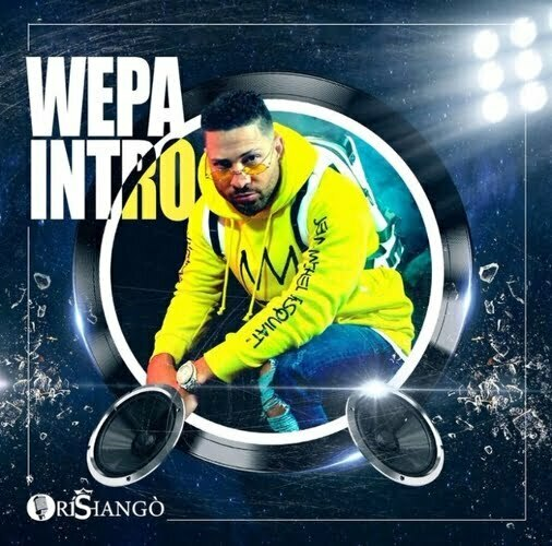 "Cover tema ""Wepa Intro"""