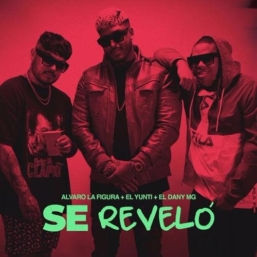 "Cover tema ""Se Reveló"""
