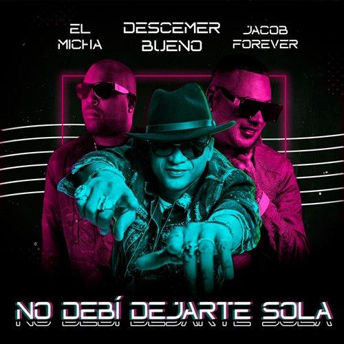 """Cover tema """"No Debí Dejarte Sola"""""""