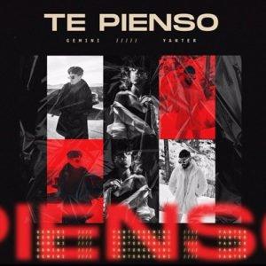 """Cover tema """"Te Pienso"""""""