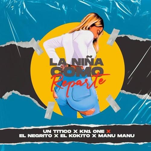 """Cover tema """"La Niña como Reparte"""""""