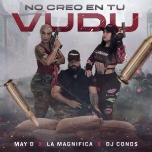 "Cover tema ""No Creo en Tú Vudú"""