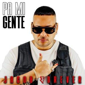 """Cover album """"Pa Mi Gente"""""""