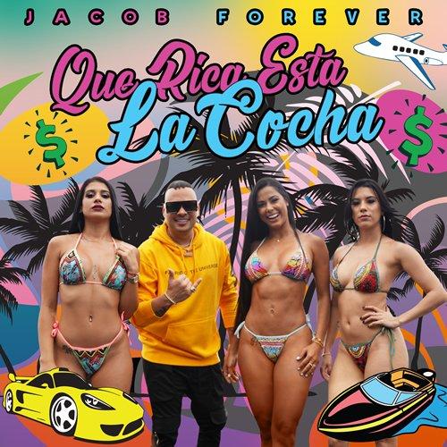 """Cover tema """"Que Rica Está La Cocha"""""""