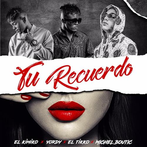 """Cover tema """"Tu Recuerdo"""""""