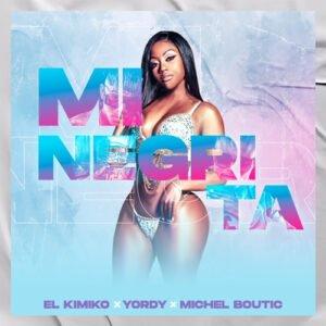 "Cover tema ""Mi Negrita"""