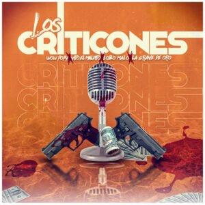 """Cover tema """"Los Criticones"""""""