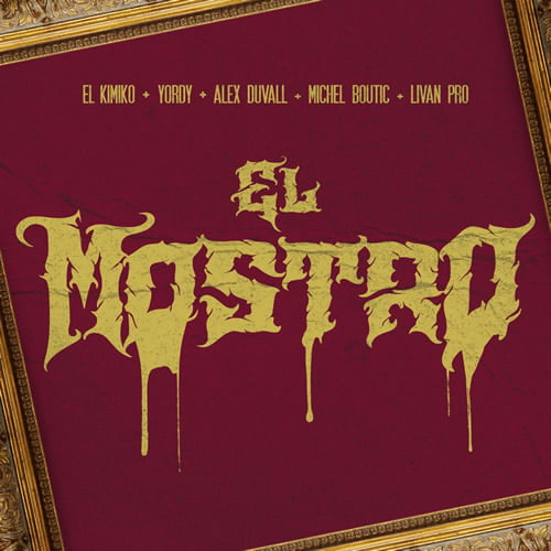 """Cover tema """"El Mostro"""""""