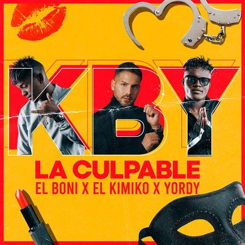 """Cover tema """"La Culpable"""""""