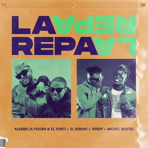 """Cover tema """"La Repa"""""""