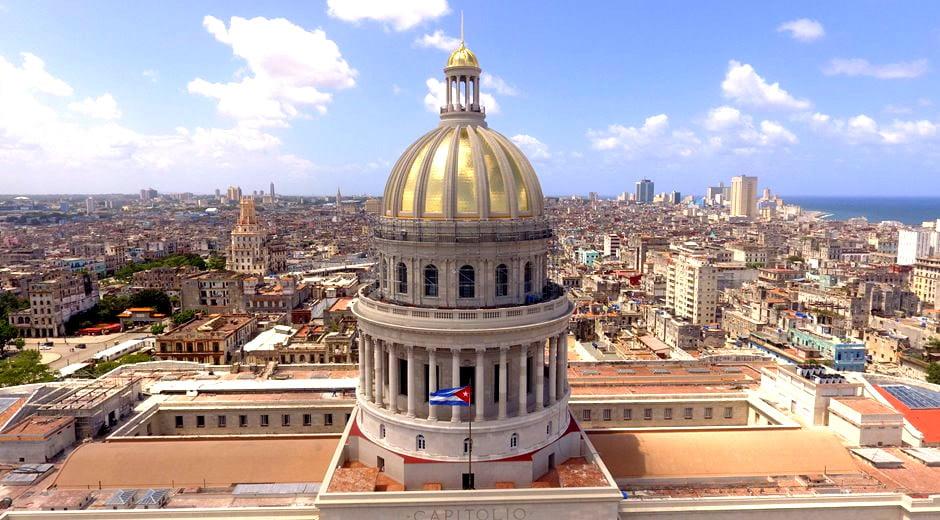 """Portada Noticia """"Termina Toque de Queda en La Habana"""""""