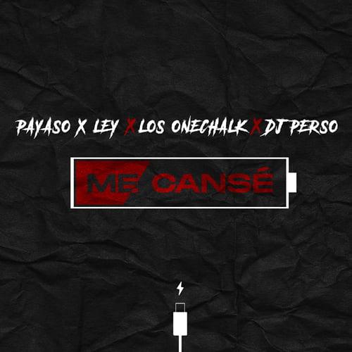 """Cover tema """"Me Cansé"""""""