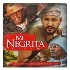 "Cover tema ""Mi Negrita Remix"""